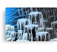 Urban Jellyfish/ Vivid 2015 Metal Print