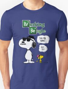 Peanuts Breaking Beagle T-Shirt