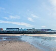 Blackpool Seafront  by scottsmithphoto