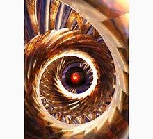 Eye of the Digital Storm Unisex T-Shirt
