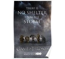 Game of Thrones Season 3 Poster Poster