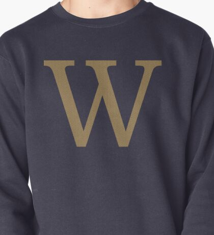 Weasley Sweater - W (All letters available!) Pullover