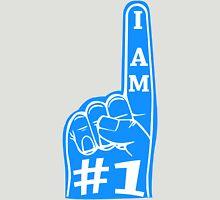 I am #1 Tee (light blue) Unisex T-Shirt
