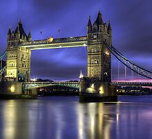 Tower Bridge pano by James  Landis
