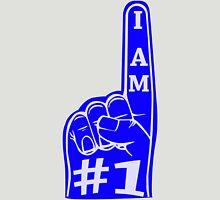 I am #1 Tee (Blue) Unisex T-Shirt