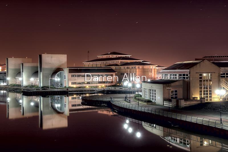 Wolfson Research Institute by Darren Allen