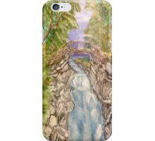 River Bridge iPhone Case/Skin