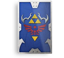 Zelda Hylian Shield (Ocarina of Time) Metal Print