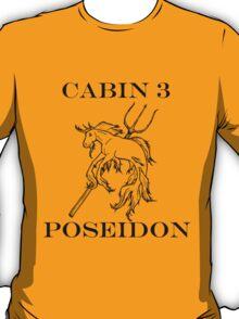 Camp Halfblood - Poseidon Cabin T-Shirt