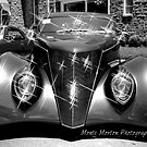 Old Rod B&W by Monte Morton