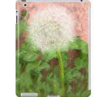 Is a dandelion a flower? /IPad Case iPad Case/Skin