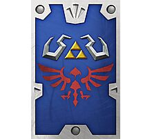 Zelda Hylian Shield (Skyward Sword)  Photographic Print