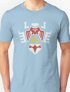 Zelda Hylian Shield (Majora's Mask) Shirt Unisex T-Shirt