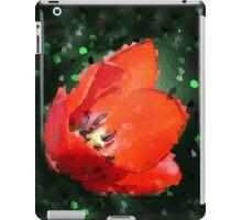 Tulip Fractal IPad Case iPad Case/Skin