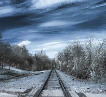 tracks by Greg Westfall