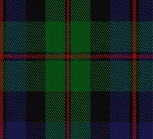 00532 Black Watch (Coarse Kilt) Military Tartan Fabric Print Iphone Case by Detnecs2013