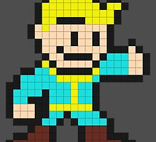 Vault Boy by V-aDool