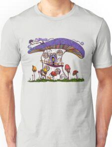 Mushroom House II Unisex T-Shirt