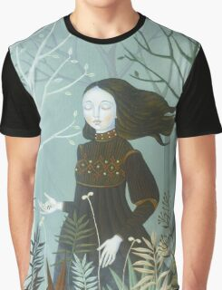 Autumn Dream Graphic T-Shirt