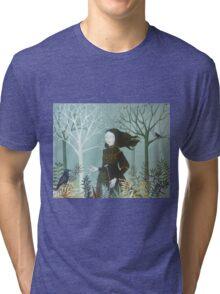 Autumn Dream Tri-blend T-Shirt