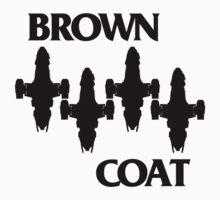 Brown Coat Bars by Vonrocket
