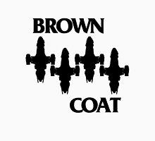 Brown Coat Bars Unisex T-Shirt