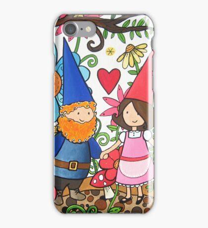 Gnome Love iPhone Case/Skin