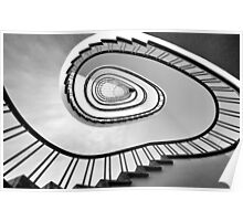 Staircase Part VII. Poster
