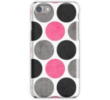 cosmopolitan polka dots iPhone Case/Skin