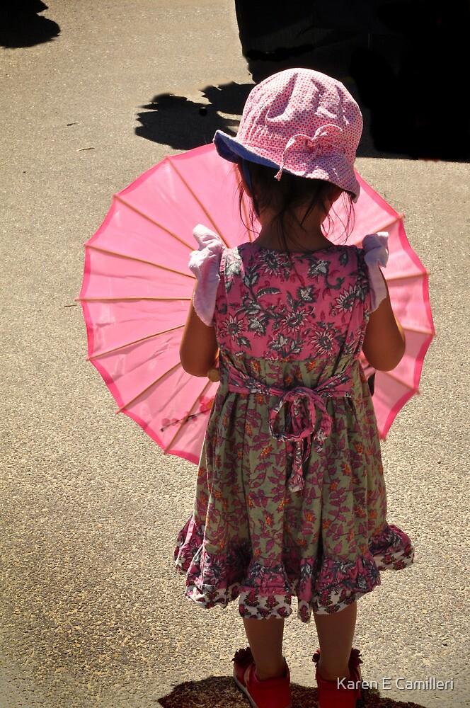 Pink & Dainty by Karen E Camilleri