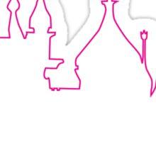 Pinkie Sticker