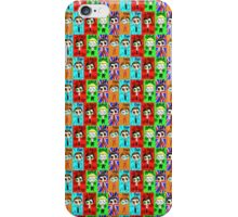 Chibi One Direction  iPhone Case/Skin