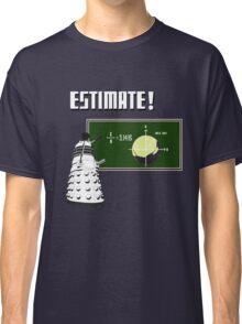 Dalek Pi Math Shirt Classic T-Shirt