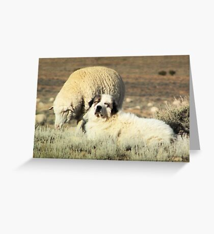 The Bodyguard Greeting Card