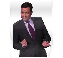 Jimmy Fallon Dancing Poster