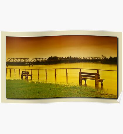 Taree floods 01 Poster