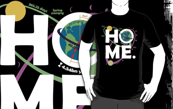 Home. Earth. Science. by jezkemp