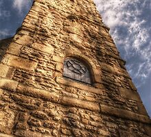 HDR Saint Peter's Church, Wearmouth-Jarrow by Andrew Pounder
