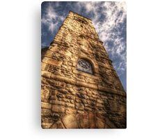 HDR Saint Peter's Church, Wearmouth-Jarrow Canvas Print