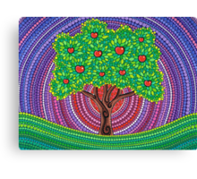 The Apple Tree of Knowledge Canvas Print