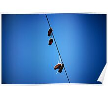 Two Pairs of Shoes Poster