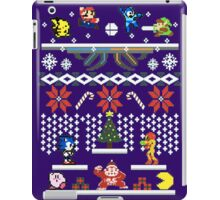 Zelda - Sonic - Mario Christmas Holiday iPad Case/Skin