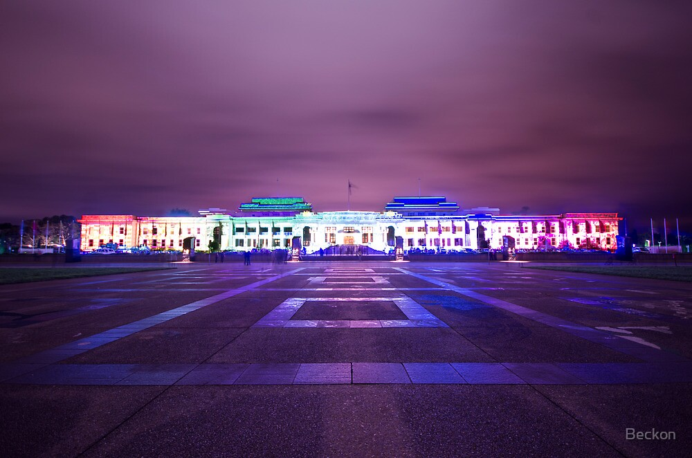 Old Parliament House by Beckon