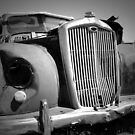 Retired Old Car by unstoppable