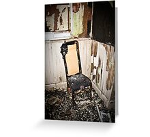 Urbex Greeting Card