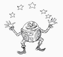 Juggling Stars by jollykangaroo