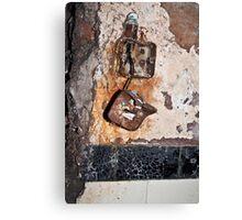 Switch Canvas Print