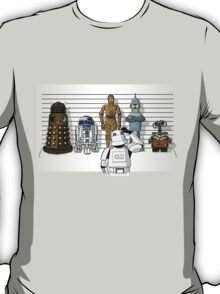 Droid Lineup T-Shirt