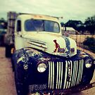 Old Truck by unstoppable