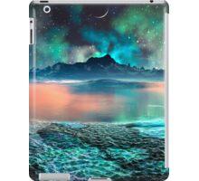Peach Melba Lake iPad Case/Skin